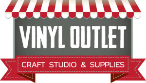 Vinyl Outlet (REG) sign logo OL